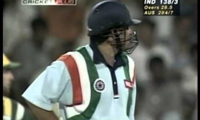 142, one of Sachin Tendulkar greatest inning in ODI