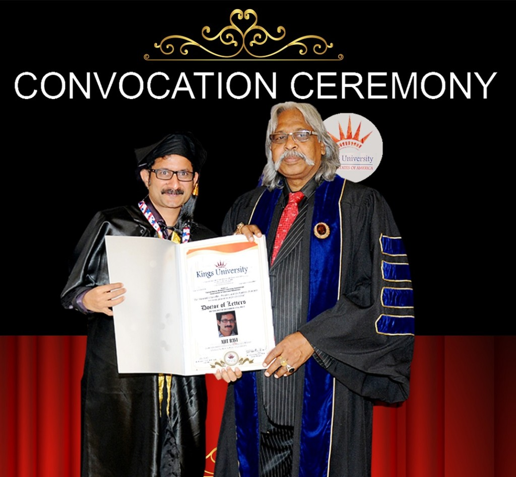 Ajit Sir Doctorate copy