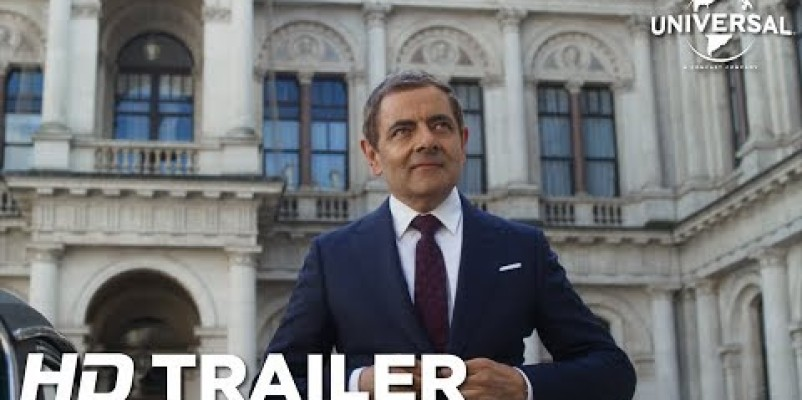 Johnny English Strikes Again | Official Trailer 1