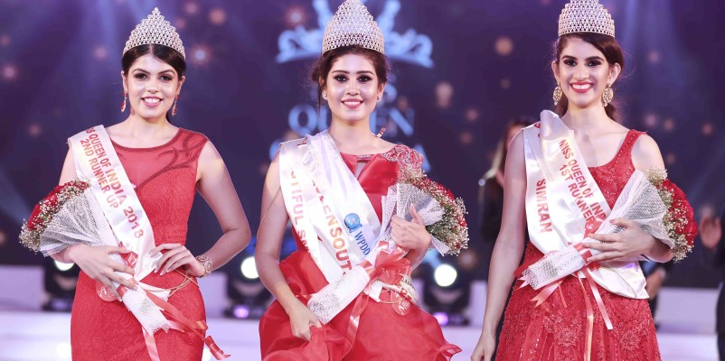 Lakshmi Menon won Manappuram Miss Queen Of India 2018
