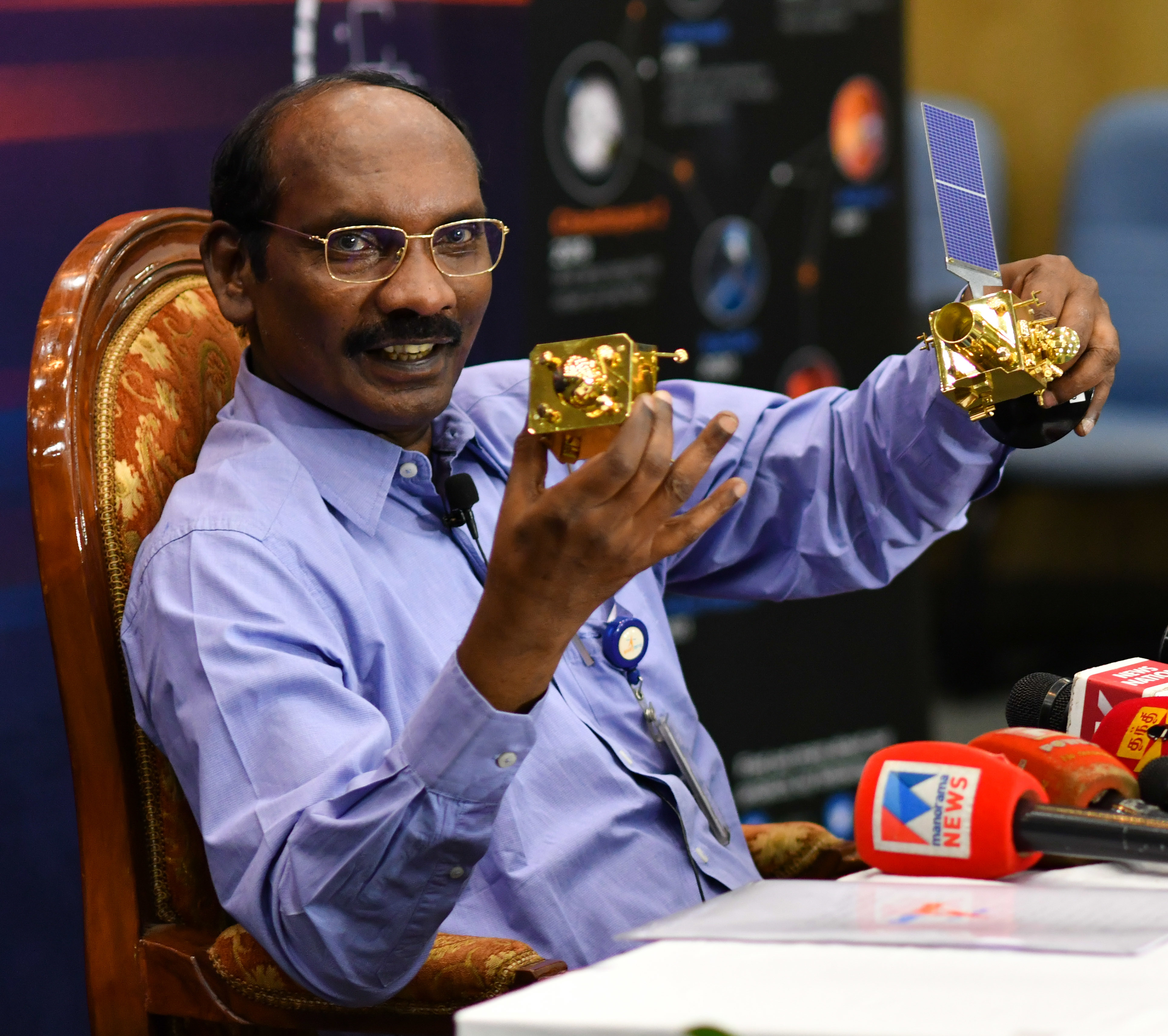 The_Chairman,_Indian_Space_Research_Organisation_(ISRO),_Dr._K._Sivan_addressing_a_press_conference_on_the_occasion_of_'Lunar_Orbit_Insertion_of_Chandrayaan-2_Mission',_in_Bengaluru_on_August_20,_2019_(crop