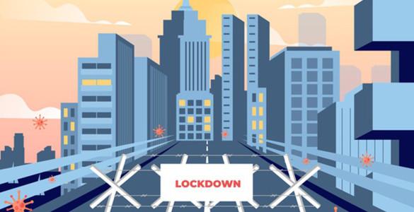 lock dwn
