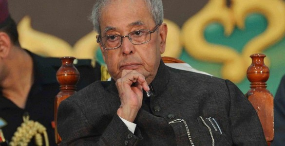 Pranab Mukherjee. (File Photo: IANS)